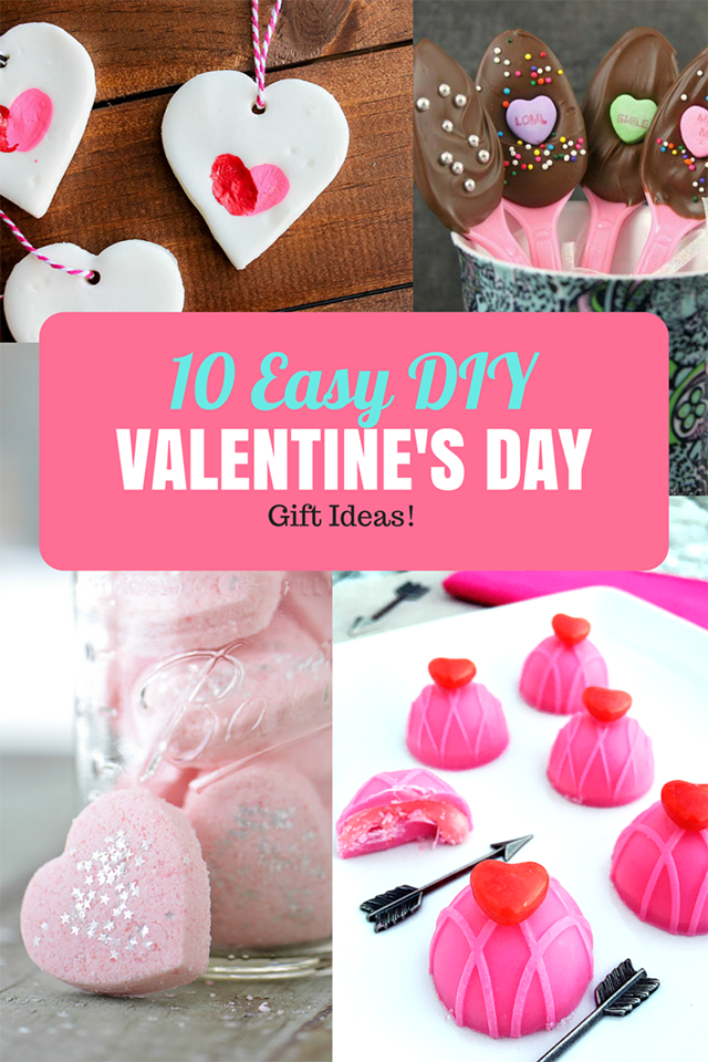 10 easy diy valentine 39 s day gift ideas the perfect storm for Perfect valentines day gifts