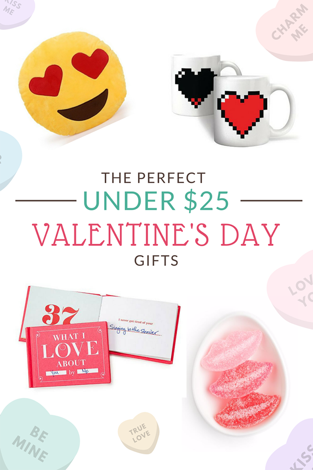 The perfect valentine gifts under 25 the perfect storm for Best gift this valentine day